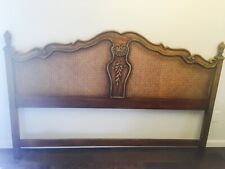 Cane King Size Headboard by Drexel Heritage
