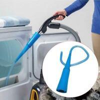 Dryer Vacuum Lint Dust Cleaner Attachment Pipe Vacuum Hose Lint Head Remove L6J0