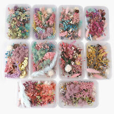 Dried Flowers Natural Floral Art Craft Scrapbooking Resin Jewelry Making mold MA