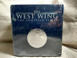 The West Wing The Complete Series 45 Disc Box Set