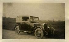 PHOTO ANCIENNE - VINTAGE SNAPSHOT - VOITURE AUTOMOBILE TACOT - OLD CAR 1930