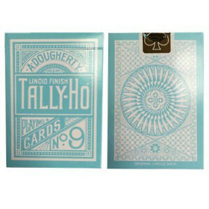 Tally Ho Reverse Circle Back Limited Edition Playing Cards