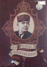KHAN SHUSHINSKI- AZERBAIJAN MUGHAM SINGER (4 CD's)