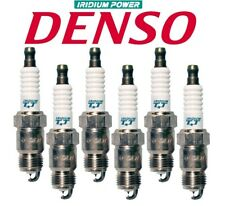 Set of 6 Spark Plugs 4716 ITF20TT Denso Iridium TT For Buick Pontiac Chevy GMC