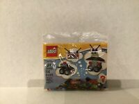 Lot of 3 Lego Creator Robot 3in1, Pug 3in1,  And Harry Potter
