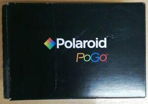 UNTESTED Polaroid PoGo Mobile Thermal Printer