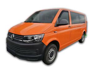 Déflecteurs de vent pluie air pour VW T5 T6 Transporter Caravelle Multivan