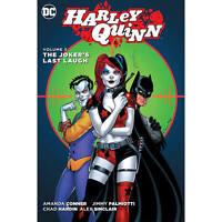 HARLEY QUINN VOL 05 THE JOKERS LAST LAUGH - HARDCOVER DC Comics Book #S1