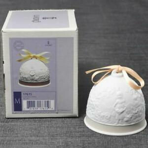 Lladro 1993 Fall Bell Collectors Society Retired Members Ornament