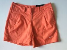 Women's NIKE GOLF Shorts Size UK 8 Regular Fit.
