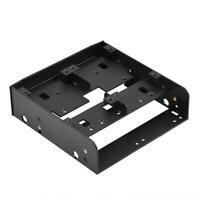 "OImaster MR-8802 Support Montage Ordinateur Disque Dur 2,5""/3.5"" HDD/SSD 5.25 """