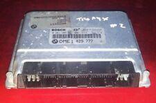 BMW E38 750 Engine Control Unit DME 1429777 & 0261204621 M73 1440240