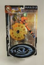 Halo 2  JACKAL wth Energy Shield & Plasma Pistol Joy Ride Action Figure