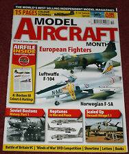 Model Aircraft Monthly Magazine Issue 7.10 Douglas Boston,Mirage,Neptune,F-104