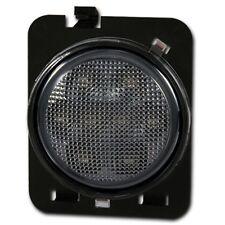 Anzo L.E.D. Side Marker Lights Smoke Lens Amber For 07-17 Jeep Wrangler (JK)