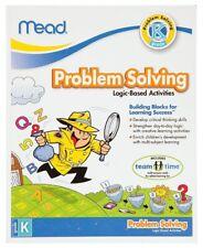 Workbook for Kids Problem Solving Work Book for Pre K Kindergarten Age 3 4 5