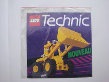 Mobile Display Store Pos Lego Technic 8853 & 8855 - Vintage Display