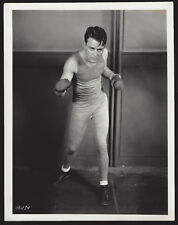 "1931 ""Director Tod Browning Estate"" IRON MAN (33 different stills) Lew Ayres"