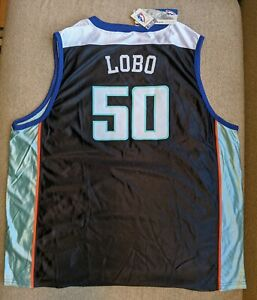 REBECCA LOBO New York Liberty Champion Jersey XL NBA Hammon NWT WNBA Connecticut