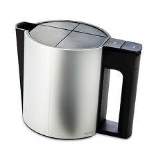 Jacob Jensen designer small electric kettle aluminium 0.6 litre