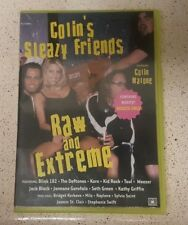 Colin's Sleazy Friends - Raw and Extreme DVD Colin Malone, Jack Black, Blink 182