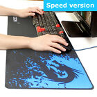 800*300*2MM Rubber Razer Game Mouse Pad keyboard Mat Large XL Size Speed version