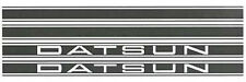 New 1967-1979 Datsun 510 610 1200 Lower Body Side Stripe Kit