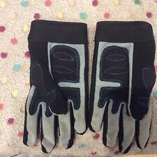 Boys BMX X Rated Full Finger Gloves Size Medium