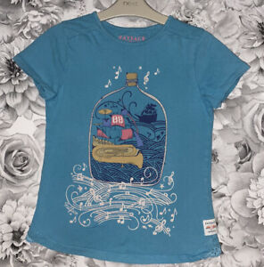 Girls Age 8-9 Years - Fat Face Summer Top