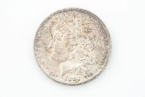 1882-O/S $1 Strong Morgan Silver Dollar BU Louisiana Brilliant Uncirculated 7138
