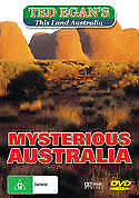 TED EGAN'S MYSTERIOUS AUSTRALIA (DVD) R-ALL, NEW AND SEALED, FREE POST AUS-WIDE