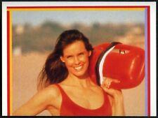 Alexandra Paul: Stephanie Holden 1 Of 2 #55 Baywatch Merlin 1993 Sticker (C1255)