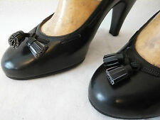 """Court Shoes """" Black """" Years 1945/50 - Anglisano T.34,5"""