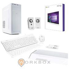 PC DESKTOP I7-7700 4,20 GHZ WIN10 WIFI SSD240GB 8GB 500W USB3.0 MOUSE TASTIERA..