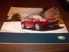 2008 Land Rover LR-2 44-page Sales Catalog