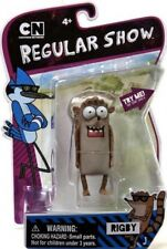 Cartoon Network Regular Show Rigby Action Figure