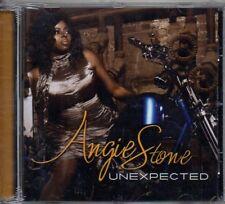 ANGIE STONE - UNEXPECTED - CD ( NUOVO SIGILLATO )