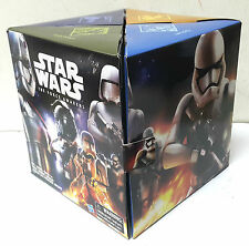 "HASBRO STAR WARS THE FORCE AWAKENS FIRST ORDER LEGION 3.75"" TROOPER 7 PACK"