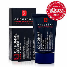 Erborian CC HOMME Cream for men 30ml Korean Cosmetic NEW