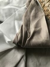 King Bed Skirt New Light Brown Taupe