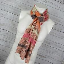 Missoni Scarf Womens Multicolor Knit