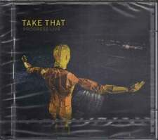 Take That ‎2 CD Progress Live Nuovo Sigillato 0602527900131