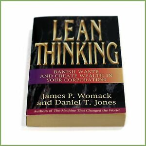 Lean thinking: banish waste and create wealth in your corporation - used