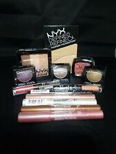 Amazing Lot Of NYX Makeup..foundation,finishing Powder, Eyeshadow,...