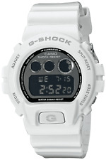Casio G-Shock DW-6900NB-7 White Band Digital Watch