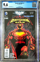 Batman And Robin #11 CGC 9.6 DC Comics 2012