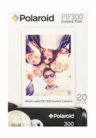 Polaroid PIC 300 Instant Film - 20 Prints (2 10-Print Packs) Pa... Free Shipping