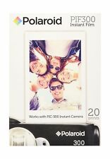 Polaroid PIC 300 Instant Film - 20 Prints (2 10-Print Packs) Pa... Free Shipping