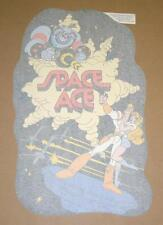 Cinematronics Space Ace Arcade Game Sideart, Side Art