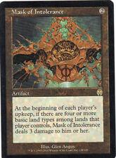 Mask of Intolerance MTG Magic the Gathering -- Apocalypse